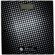 Bally Bls-7304 Blk Digital Bathroom Scale (Black)