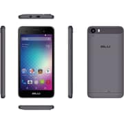Blu D090Ublack Dash M2 Smartphone (Black)