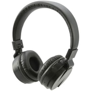 Ilive Iahb6B Bluetooth Wireless Headphones With Microphone (Black)