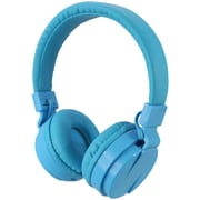 Ilive Iahb6Bu Bluetooth Wireless Headphones With Microphone (Blue)