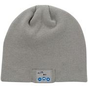 Ilive Iakb45G Bluetooth Wireless Knit Stocking Beanie With Microphone (Gray)