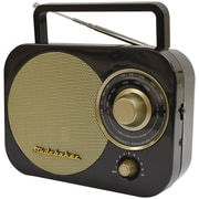 Studebaker Sb2000Bg Portable Am/Fm Radio (Black)