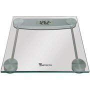 Detecto D1180400Us Glass Lcd Digital Scale
