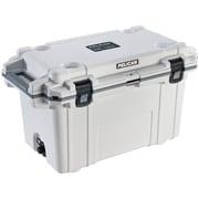 Pelican 70Q-1-Whtgry 70-Quart Elite Deluxe Cooler (White)