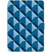 "Speck 77233-5409 Ipad Pro 9.7""/Ipad Air 2/Ipad Air Stylefolio (Playa Geo Blueberry/Dolphin Gray/Deep Sea Blue)"