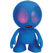 Supersonic Sc-1453Bt Blue Bluetooth Alien Portable Speaker (Blue)