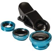 Poser Snap 98530 Mobile 3-In-1 Clip Photo Lens Set
