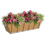 Panacea Products Metal Window Box Planter