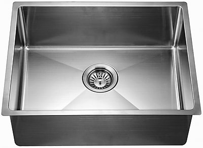 Dawn USA 21.88'' x 17.19'' Kitchen Sink WYF078279304026