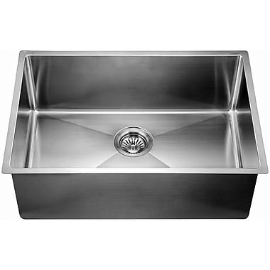 Dawn USA 26.5'' x 18'' Kitchen Sink