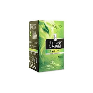 Higgins & Burke Tea, 100 Tea Bags/Case