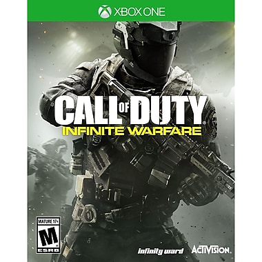 Jeu Call of Duty: Infinite Warfare, français, XBox One