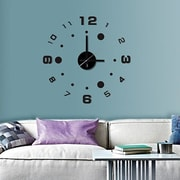 Vandue Corporation Modern Home 9.5'' DIY 3D Wall Clock