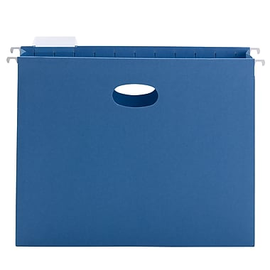 Smead® Hanging File Pocket with Tab, 2