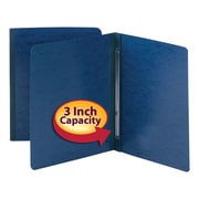 "Smead® PressGuard® Binders with Tyvek® Hinge, 3"" Capacity, Dark Blue, Each (81352)"