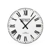 Zentique Inc. Corvin 43.5'' Digital Wall Clock
