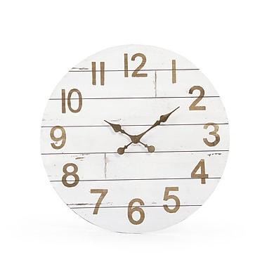 Zentique Inc. Cheval 24'' Wall Clock