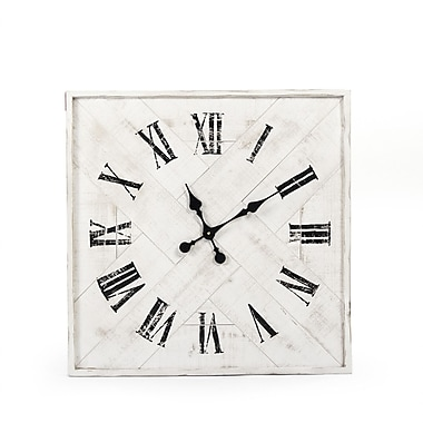 Zentique Inc. Corbett Digital Wall Clock