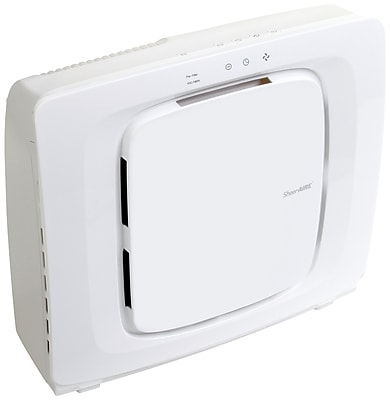 SheerAIRE Medium Room HEPA Air Purifier with Remote, White (AC-2137) 2427004
