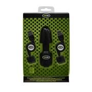 Goon – Chargeur USB double combiné rétractable 99313 pour appareils Apple, 5 x 2 x 8 (po), 50 gr