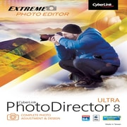 CyberLink – PhotoDirector 8 Ultra, Windows [téléchargement]