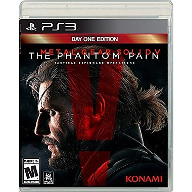 PS3 –Metal Gear Solid V,The Phantom Pain D1