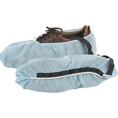 Couvre-chaussures avec bande conductrice, bleu, très grand, 300/paquet (APP0330-RS-CS-XL)