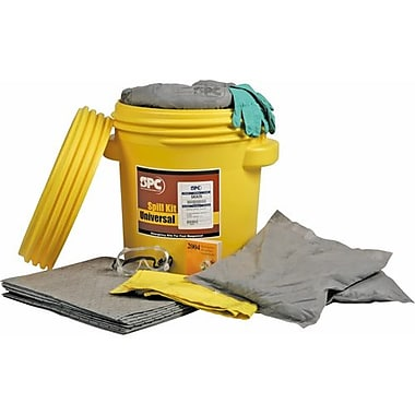 Spc Spill Kits, 20 Gallon Lab Pack, Oil Only (SKO-20)
