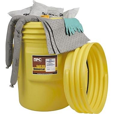 SPC – Trousses en cas de déversement, surconteneur de 95 gallons, huile seulement (SKO-95)