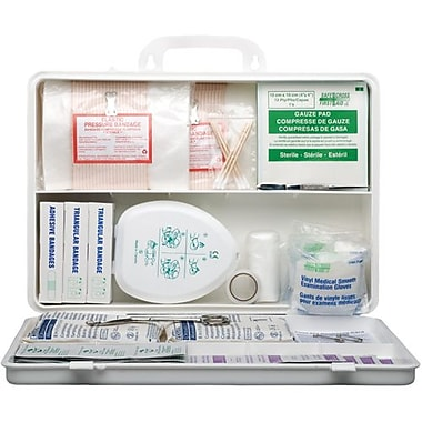 Safecross First Aid Kit B.C. Basic, Refill, 2/Pack (50021)
