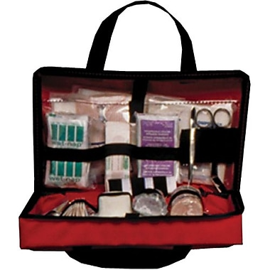 Safecross First Aid Kit B.C. Basic, Softpack Briefcase (50018B)