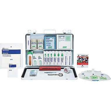 Safecross First Aid Kit Alberta #2, 36U Metal (50127)