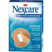3M – Pansement avec tampon absorbant Tegaderm, 60/paquet (7000136261)