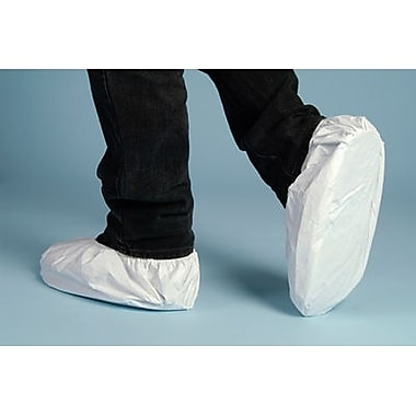 Lakeland Shoe Covers, Micromax Sms, Large, 100/Pack (CTL904-LG)