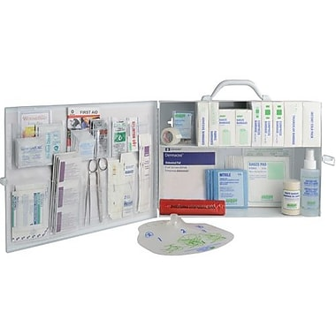 Safecross First Aid Kit Ab Office Standard Metal (1834)