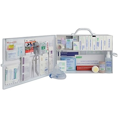 Safecross First Aid Kit Sk Office Standard Metal (1851)