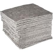 Zenith Safety Products – Tampon universel en fibre naturelle laminée, 16 x 18 po, poids lourds, 100/paquet