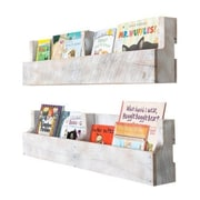 DelHutsonDesigns 2 Piece Wall Shelf Set