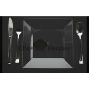 Chef Handler Imperial 2100-Piece Guest Bundle High End Plastic Dinnerware Set