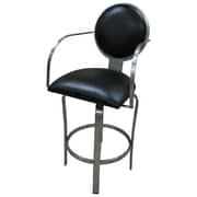 TobiasDesigns 45'' Swivel Bar Stool