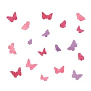 Eco Wall Decals 18 Piece Butterfly Wall Decal Set; Blue