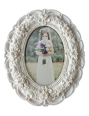 KingwinHomeDecor Resin Baroque Photo Frame WYF078279419702
