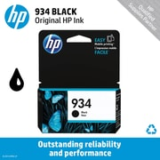 HP 934 Black Ink Cartridge (C2P19AN#140)
