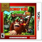 Donkey Kong Country Returns sur Nintendo Wii