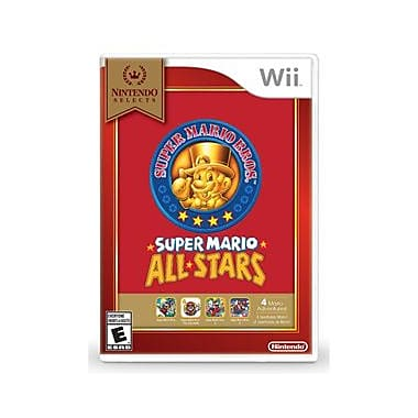 Nintendo Wii Super Mario All Stars