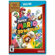 Nintendo Wii U avec Super Mario 3D World