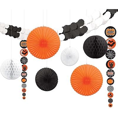 Amscan Modern Halloween Decorating Kit (240341)