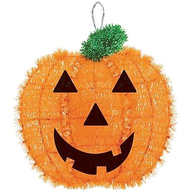 Amscan Pumpkin Tinsel Decoration, 13