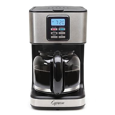 Capresso 427.05 SG220 12-Cup Coffee Maker