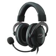 HyperX Cloud II Gaming Headset for PC & PS4, Gunmetal Grey (KHX-HSCP-GM)